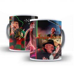 Nightmare on elm street Freddie Kruger Coffee Mug Tea Cup