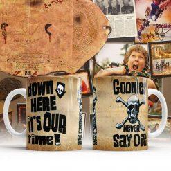 The goonies funny mug
