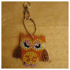 Owl Handbag Charm