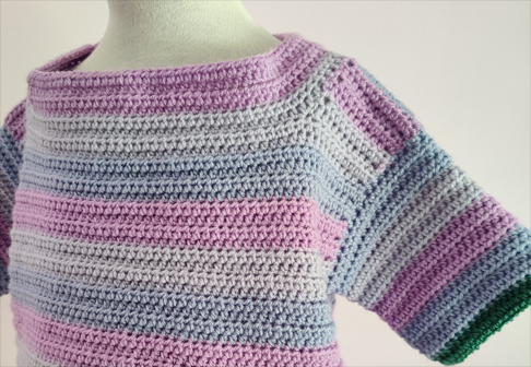 Sweetpea Top by SerendipityGDDs, for girls aged 4 or 5