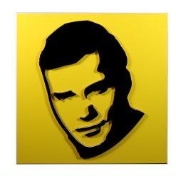 William Shatner Wall Art