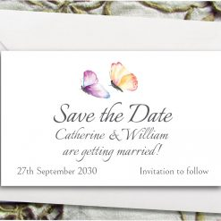 Save the Date Magnets - Pack of 30 for £19.99 - Other Pack Sizes Available - Envelopes Included