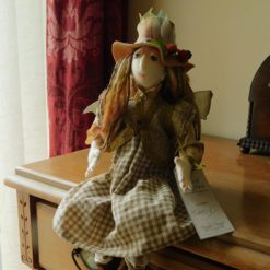 Tansy: OOAK Faerie Doll