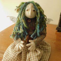 Mignonette: OOAK Faerie Doll