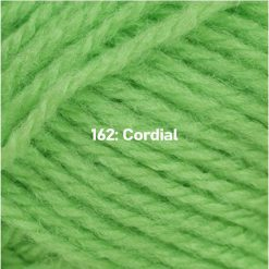 500g (5 x 100g) Genuine Robin DK Doubleknit wool yarn. Colour: Cordial. Free postage