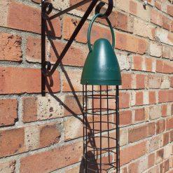 """2x 23cm / 9 1/2"""" Hanging Basket / Bird Feeder / Lantern Holder / Wind Chime Brackets"""