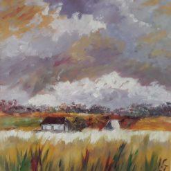 Original Oil Landscape