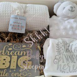 New baby gift set