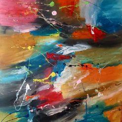 Abstract Art - vibrant