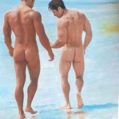 The beach bums