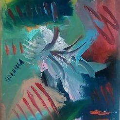 Abstract Art  - ecstasy 2