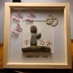 Milestone Birthday Frame