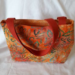 Tropical Leaves Shoulder Bag