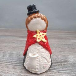 Ceramic Welsh ladies