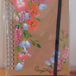 Gift Hand Painted A5 Notebooks
