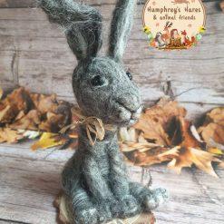 Needlefelt Hare - Humphrey Hare