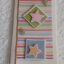 Handmade congratulation card