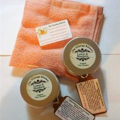 *NEW*  Organic Lemon & Mandarin Clay Cleansing Cream  65ml & 85ml