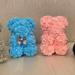 Forever Rose Teddy Bear