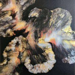 Mordor - Abstract Acrylic Original Unique Painting