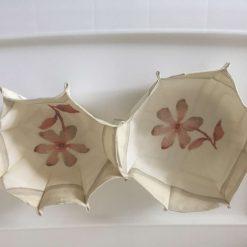 Fabric Baskets X 2
