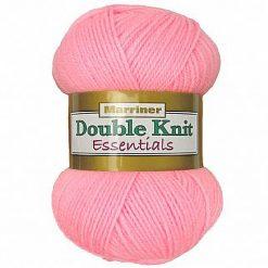 500g (5 x 100g) Genuine Marriner Doubleknit wool yarn. Colour: Pink. Free postage