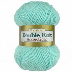 500g (5 x 100g) Genuine Marriner Doubleknit wool yarn. Colour: Seafoam. Free postage