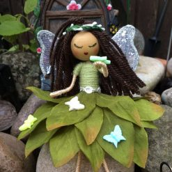 Flower  fairy of the forest