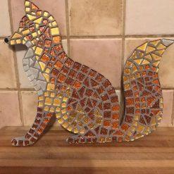 Stunning mosaic Mr.Fox