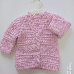 Grey Baby Jacket/Cardigan
