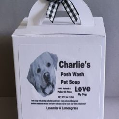 Charlie's Posh Wash Pet Soap 170g