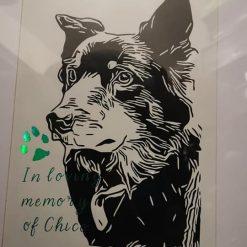 Personalised Pet Portrait!