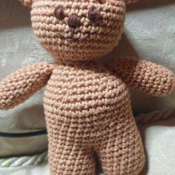 Crochet Teddy Pattern (Free)