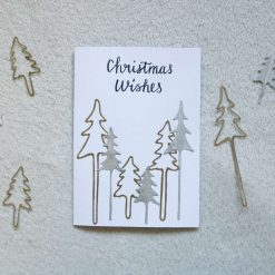 Christmas Wishes Greetings Card