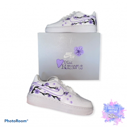 Junior Blossoms Air Force 1's