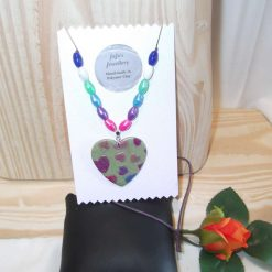 GIRLS PENDANT - POLYMER CLAY - GIFT FOR DAUGHTER
