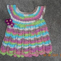 Baby Colourful Dress