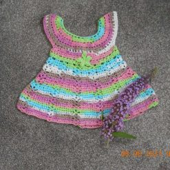 Colorfoul Baby Dress
