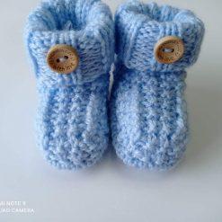Baby booties T1