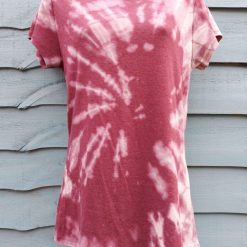 Bleach dyed Tshirt - size 16, Free UK postage
