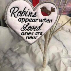 Heart shaped Memorial