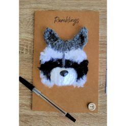 Racoon Notebook