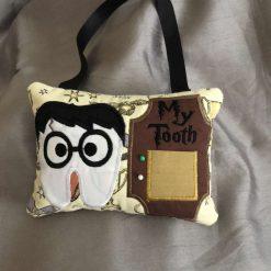 Girls Tooth Fairy Pillow/Cushion