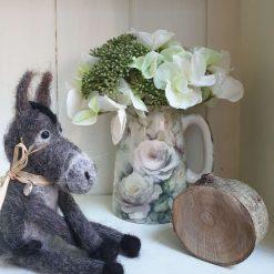 Needlefelt Donkey - Donkle the Donkey