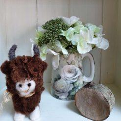 Needlefelt Highland Cow - Humpty McTavish