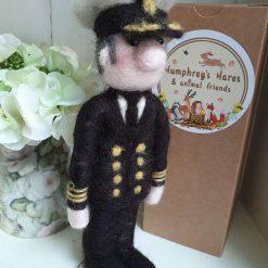 Needlefelt dolls - Olly Dollies