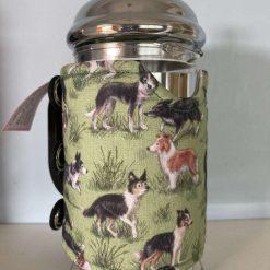Cafetiere Wrap/Cosy - 3 cup - Rough Collie