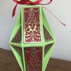 Gift box - Christmas bauble