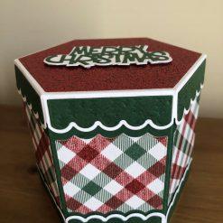 Gift box for Christmas