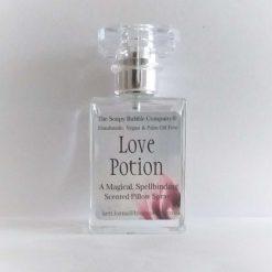 Love Potion Pillow Spray,  Relaxing,  Sensuous
